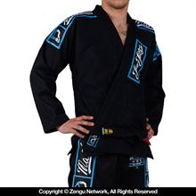 Manto Champ 5.0 Black BJJ Gi